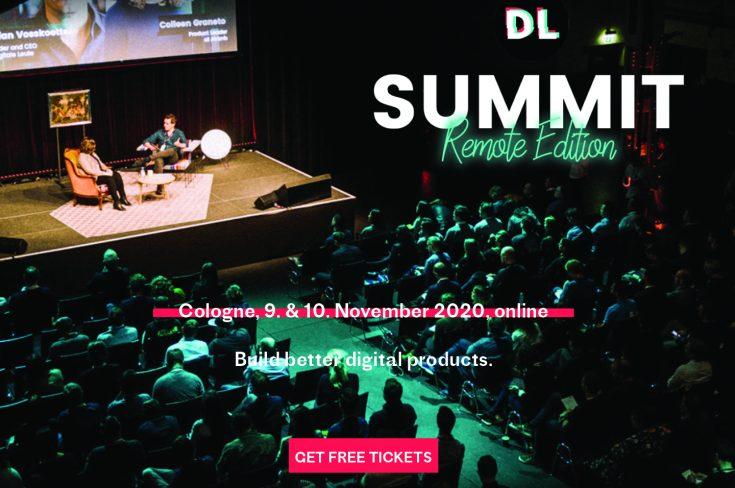 Digitale Leute Summit 2020 – Remote Edition