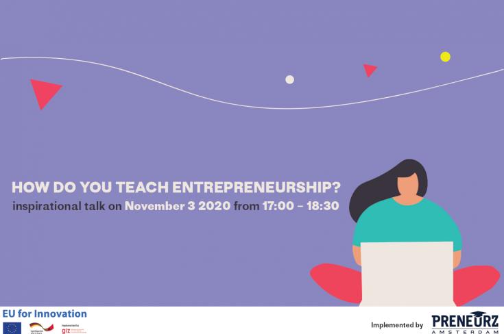 Entrepreneurship Experiential Learning Programme: Teach the Teacher Masterclass 2.0