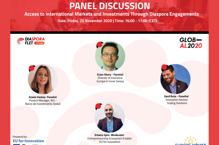 Virtual Conference: #DiasporaFlet2020