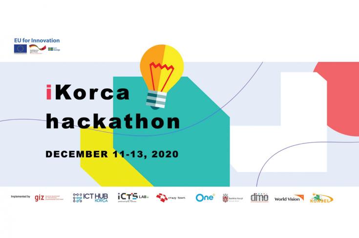iKorça Hackathon – Register Now