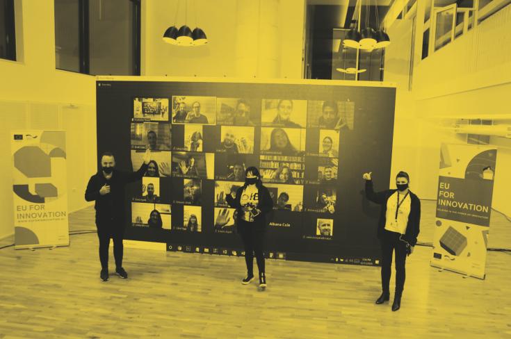 iKorça Hackathon – Final