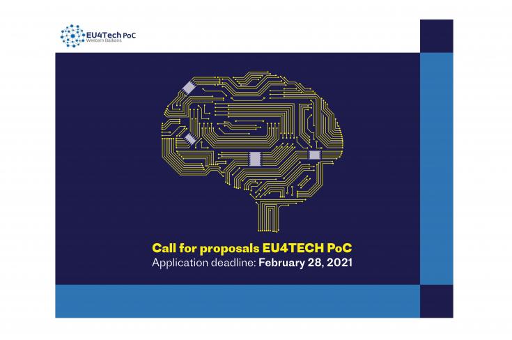EU4TECH PoC – Call for proposals