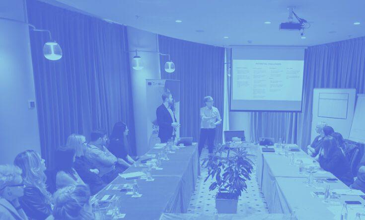 Hackathon Workshop with the Municipality of Tirana