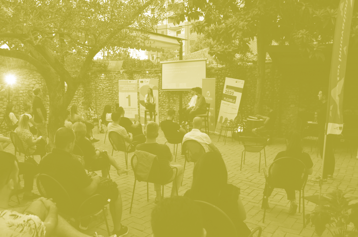 Flexible Start-up Support Regional Edition – Launching Event in Shkodra