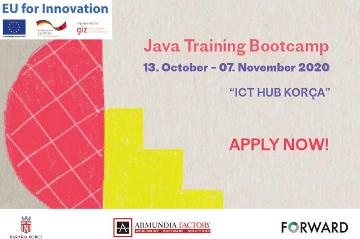 ICT Hub Korca – Java Training Bootcamp