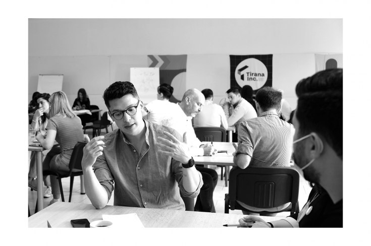 Tirana Inc.'s Bootcamp, the beginning of an Incubation programme