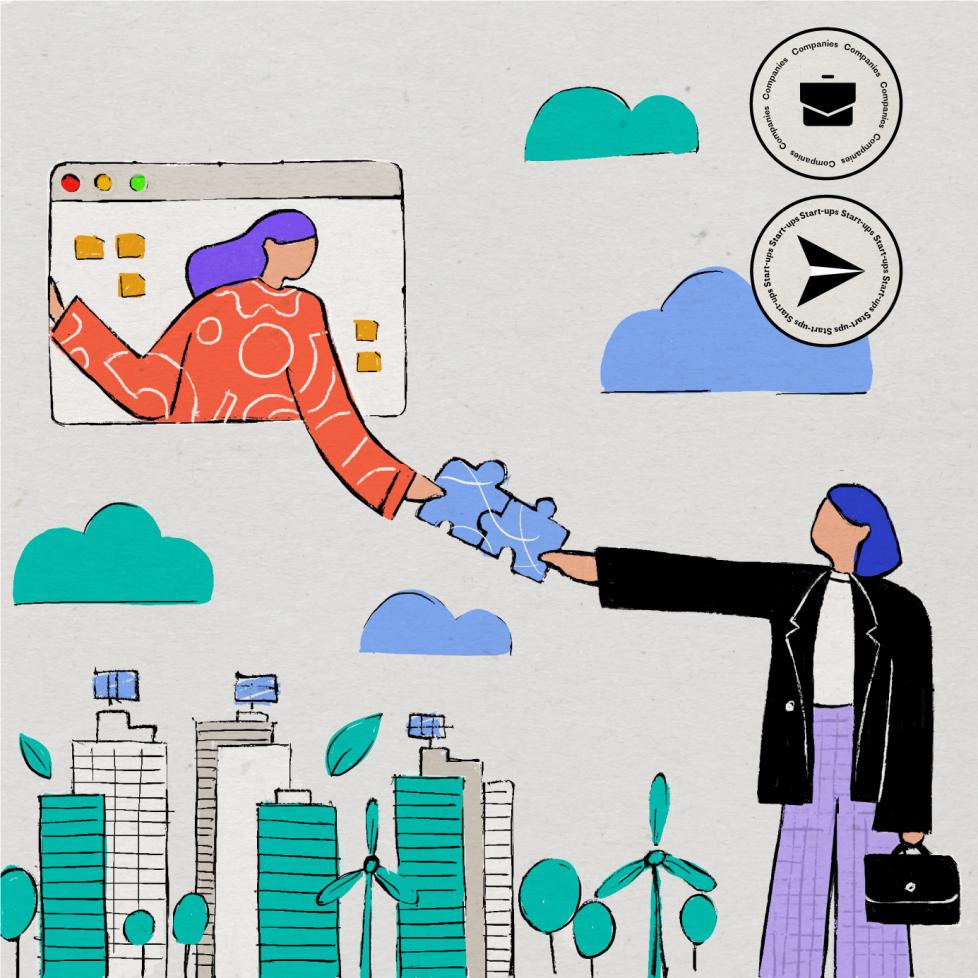 Industry Startup Partnership Accelerator (ISPA)